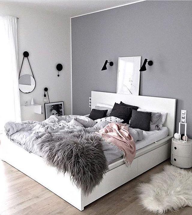 Teen bedroom Retro Design Ideas and Color Scheme Ideas and Bedding