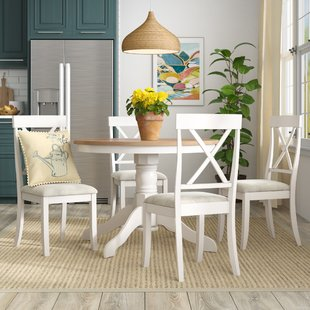 Small Round Dining Table Sets | Wayfair.co.uk