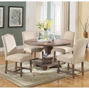 Formal Round Dining Room Sets | Wayfair