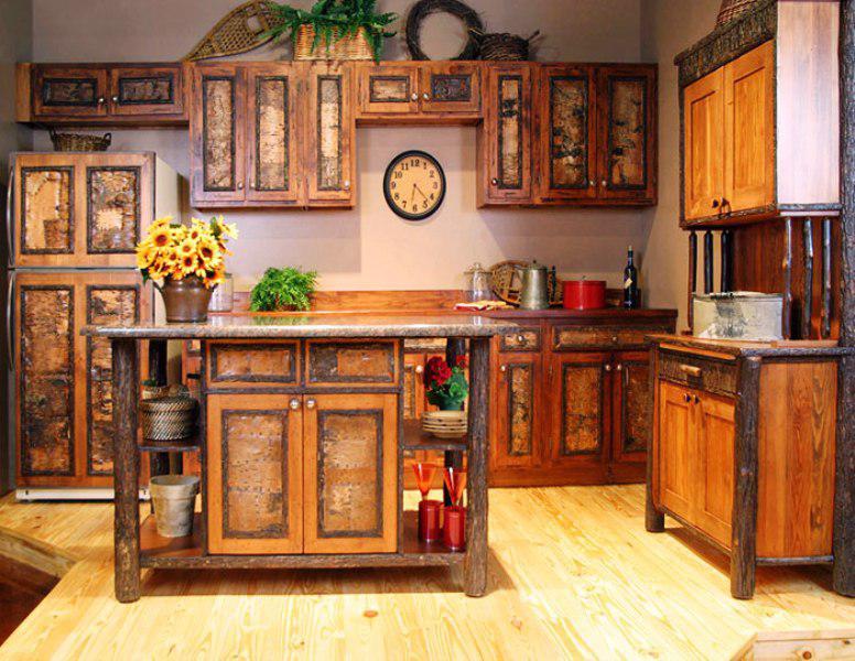 Farmhouse Kitchen Cabinets Rustic : Hatchfest.org - The Unique Style