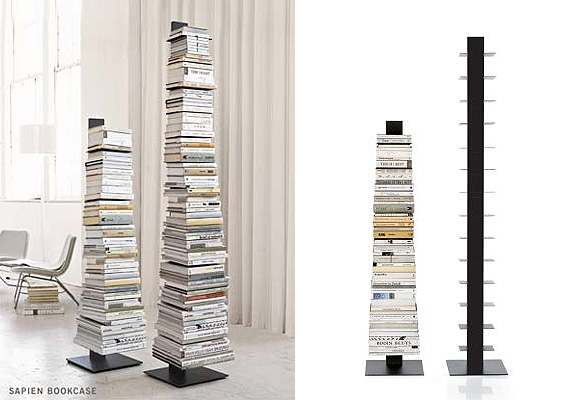 The Cool Sapien Bookcase