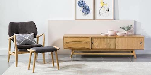 Scandinavian Furniture Australia | Buy Designer Scandi Furniture Online