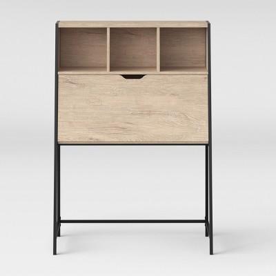 Loring Secretary Desk Vintage Oak - Project 62™ : Target