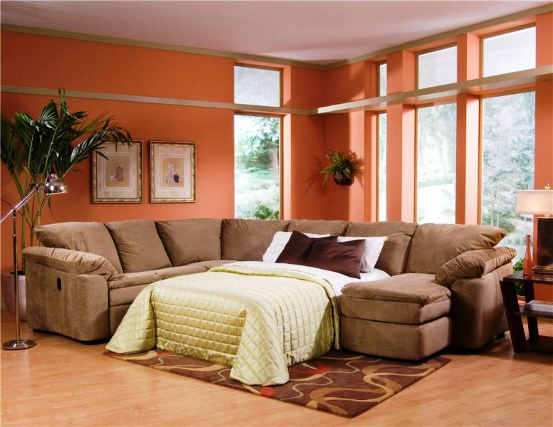 Sectional Sleeper Sofa With Recliners : Sofa Design - Decorating
