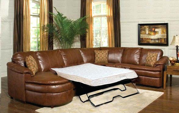 Sectional Sleeper Sofa With Recliners Apartment Size Sectional With