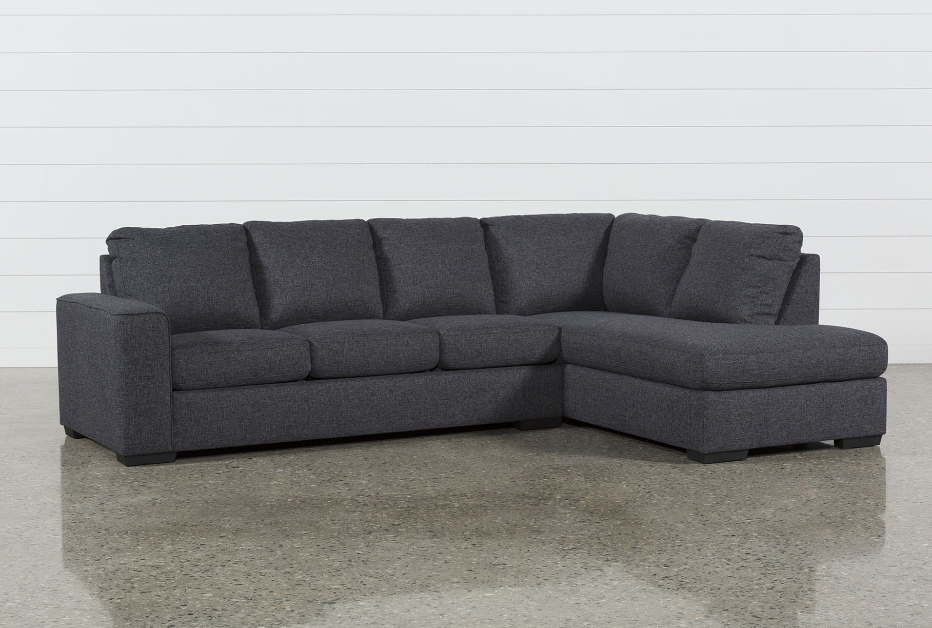 Seating furniture – sectional with sofa   bed