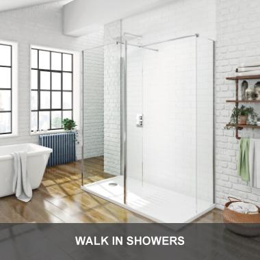 Walk in shower enclosure & wet room ideas | VictoriaPlum.com