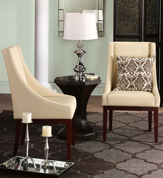 Get chairs for the living room and enhance its style - Decorating ideas