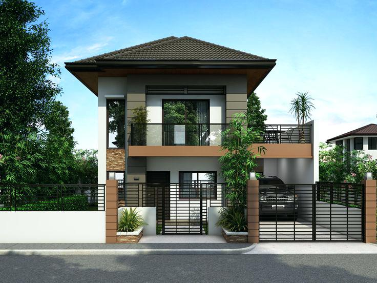 New Simple Bungalow House Design In The Plans Homes Floor Ideas
