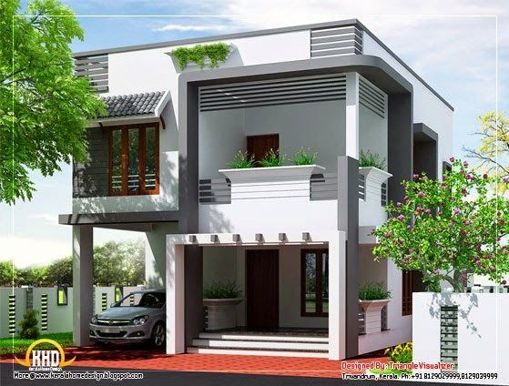 33+ BEAUTIFUL 2-STOREY HOUSE PHOTOS | Small house designs in 2019