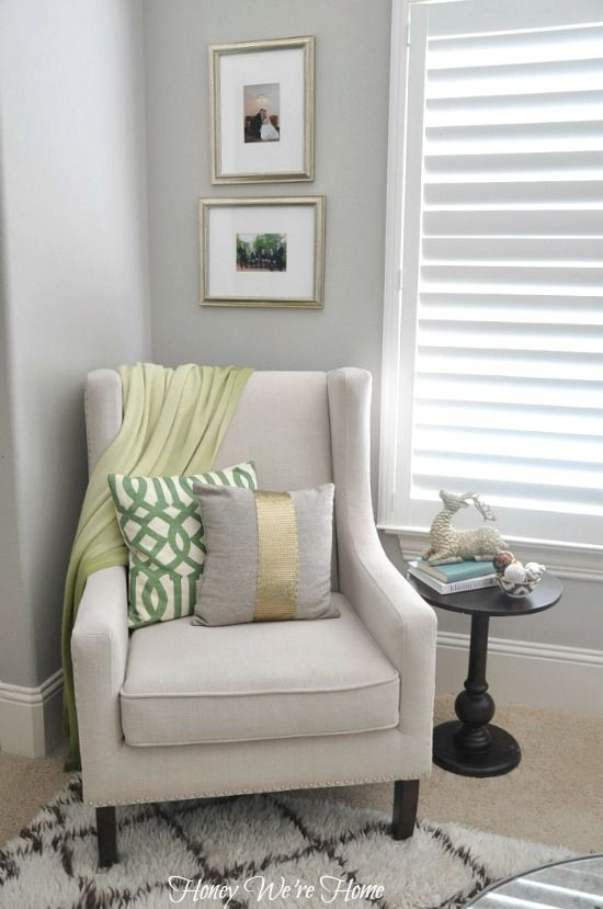 6 Amazing Bedroom Chairs For Small Spaces   Chairs   Pinterest