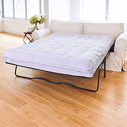 Amazon.com: Sleeper Sofa Mattress Topper-Full (75