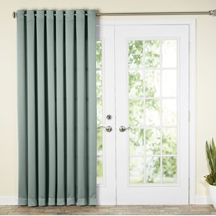 Sliding Patio Door Curtains | Wayfair