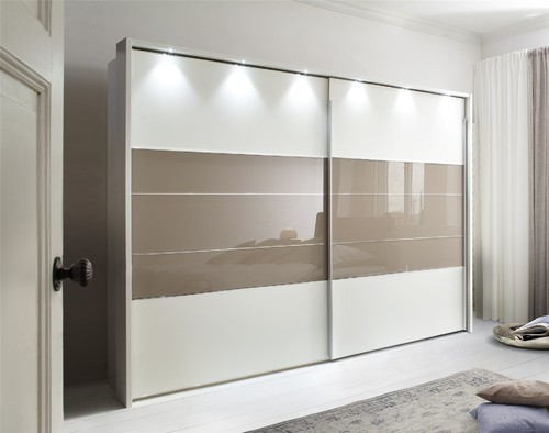 Sliding Door Wardrobe at Rs 1500 /square feet | Sliding Wardrobe