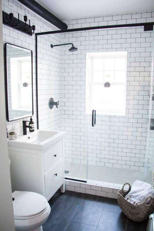 Small Bathroom Decor Ideas - Before After Makeovers | bathroom ideas