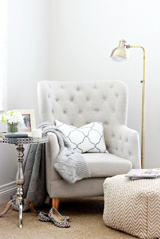 A Little Link Love | Decor | Pinterest | Bedroom corner, Bedroom