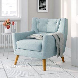 Small Bedroom Armchairs | Wayfair.co.uk
