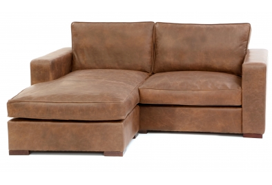 Small Corner Sofas | Left Hand Corner Sofas | Old Boot Sofas