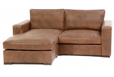 Small Corner Sofas | Left Hand Corner Sofas | Old Boot Sofas