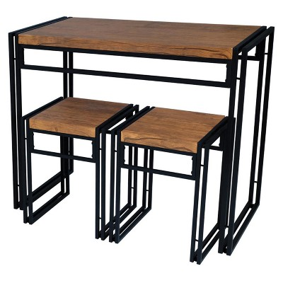 Urban Small Dining Table Set - Urb SPACE : Target