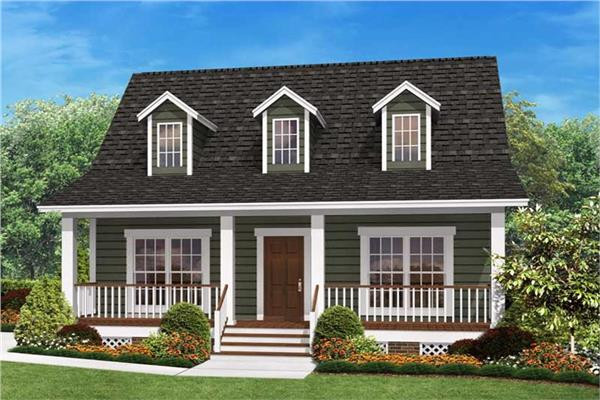 Small House Floor Plans and Designs | The Plan Collection