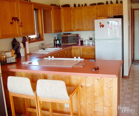 Small Kitchen Before-and-Afters