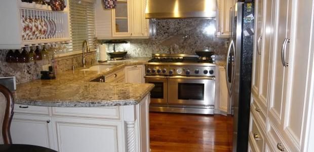 Small kitchen remodel – few suggestions   on the go!