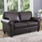 Small leather loveseat what you must know   before buying one