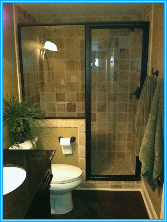 50 Amazing Small Bathroom Remodel Ideas | My house | Pinterest