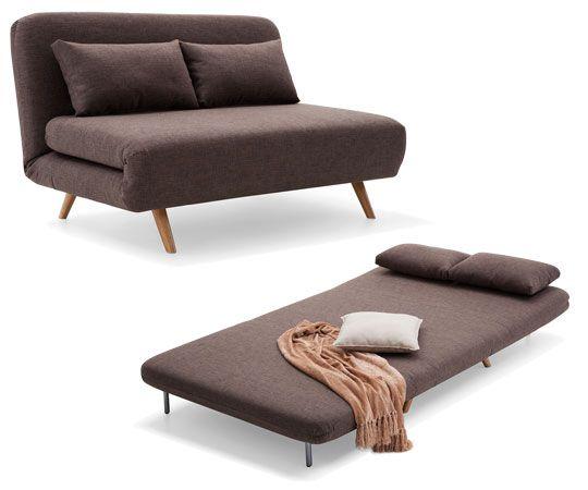 5 Corners - Space Saving Furniture - Sofa bed | Small house ideas