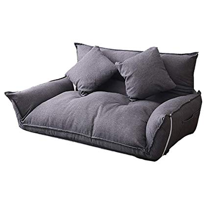 Amazon.com: Lazy Couch Lazy Couch Single Double Bedroom Small Sofa