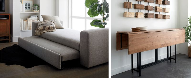The Small Wonder: Small Space Furniture