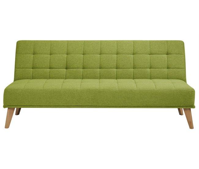 Sofá cama de tecido OLIVIA - Conforama