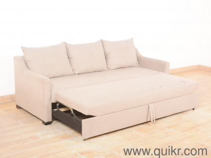 Buy Refurbished/Unboxed/Used/Second Hand Sofa Cum Bed Online in