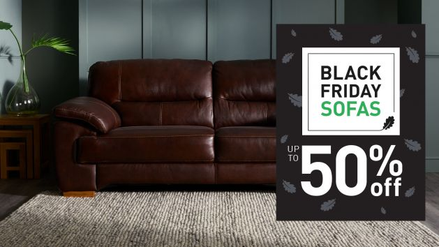 Black Friday Sofa Deals | Black Friday Sofa Beds | Oak Furnitureland