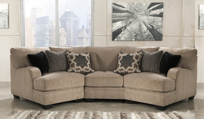 Sofa: Stunning Sofa With Cuddler For Living Room Sofa Ideas