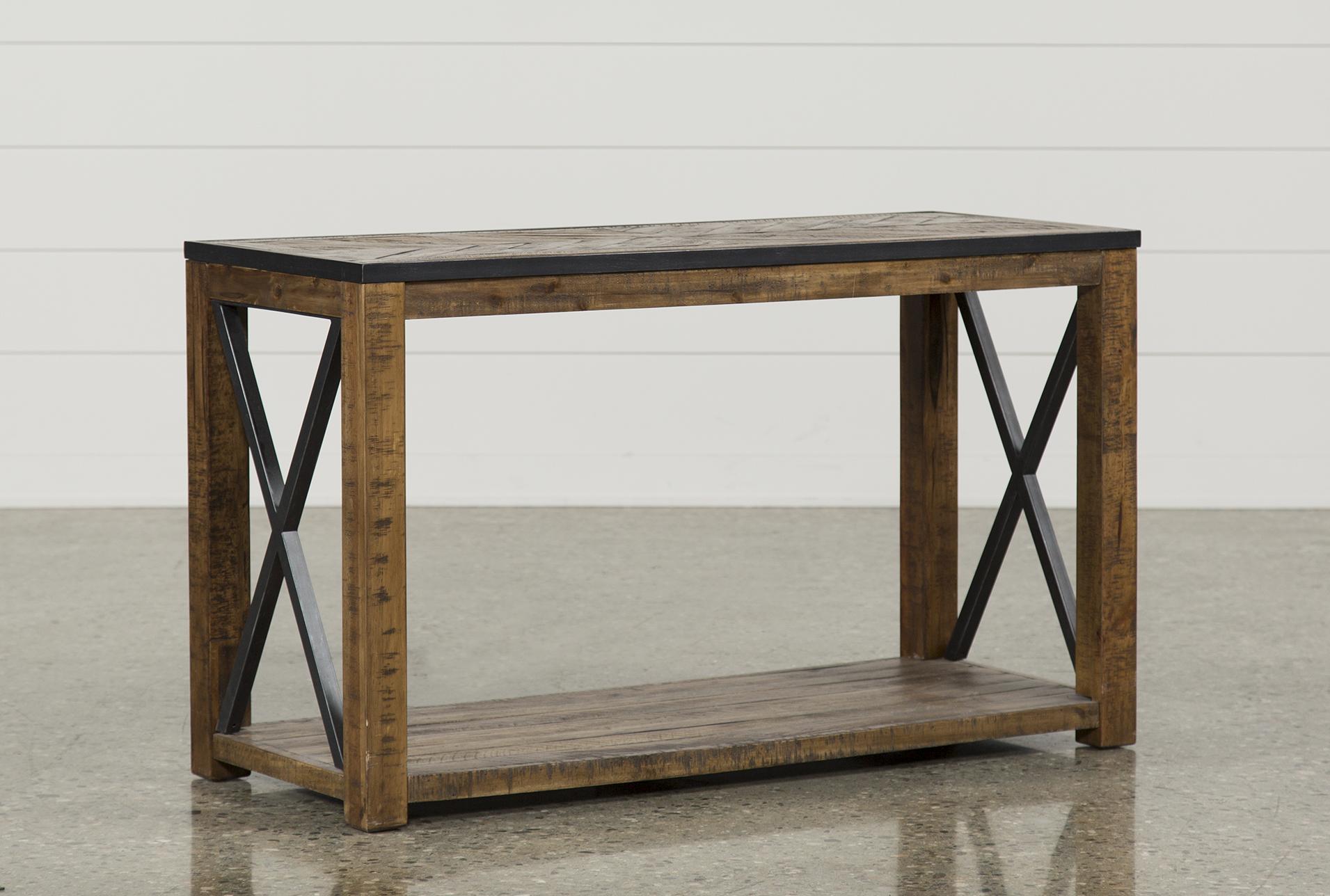 Tillman Sofa Table | Living Spaces