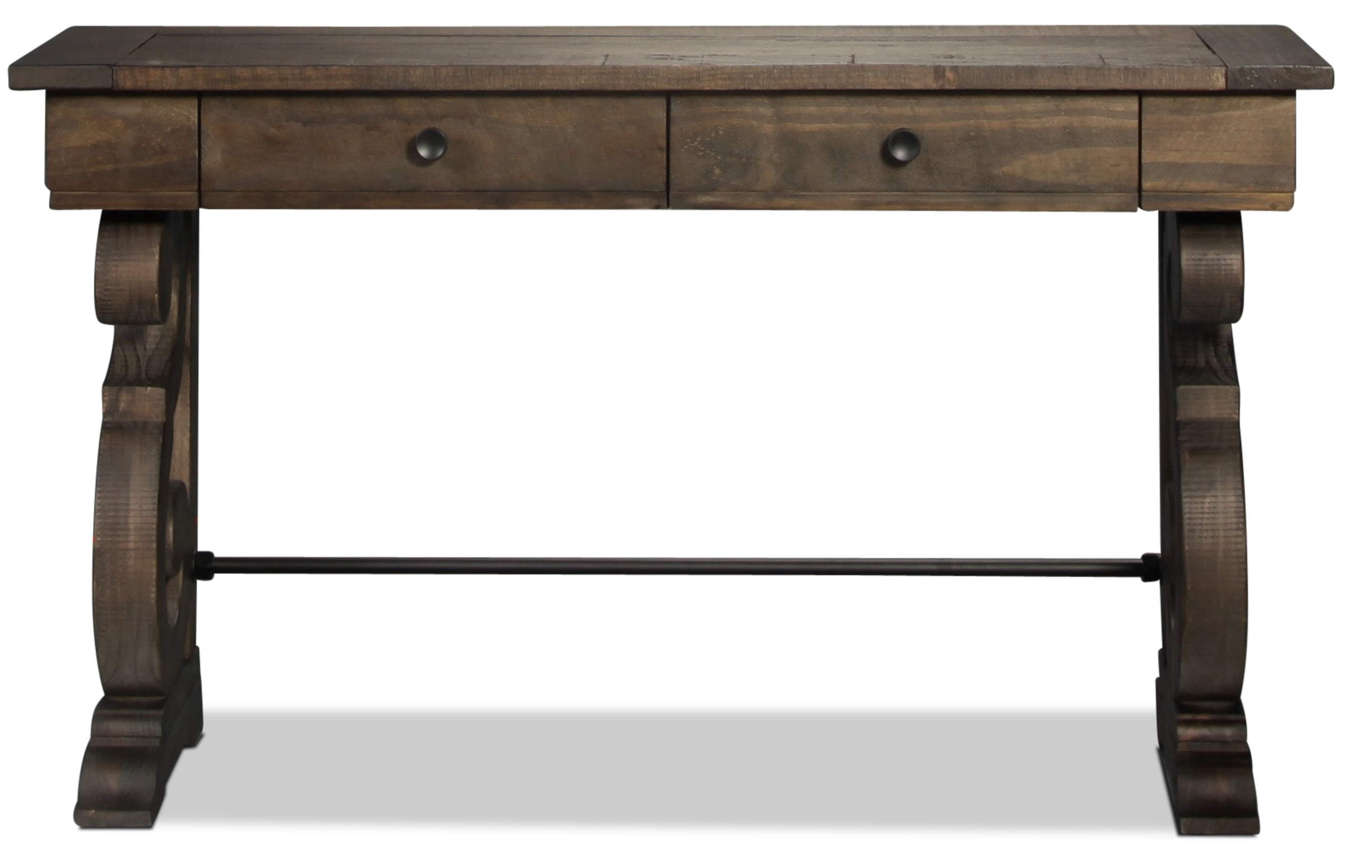 Bellamy Sofa Table - Weathered Pine |