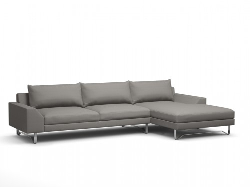 Series #7 Sofa with Chaise - BenchMade Modern