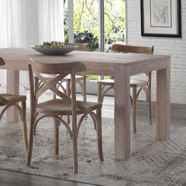 Grain Wood Furniture Montauk Solid Wood Dining Table & Reviews | Wayfair