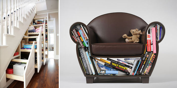36 Of The Best Space-Saving Design Ideas For Small Homes | Bored Panda