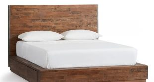 Storage Beds | Full, Queen & King Storage Beds | Pottery Barn