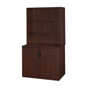Storage Cabinet With Hutch | Wayfair