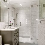 The subway tile bathroom – a classic   style bathroom!