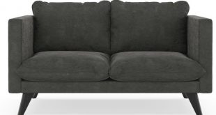 Corrigan Studio Cowgill Micro Suede Loveseat | Wayfair