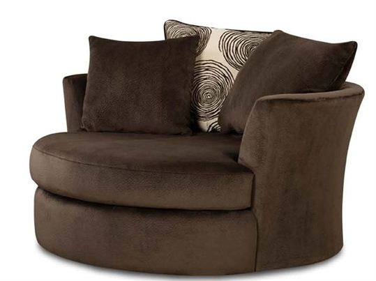 About swivel armchairs for living rooms - Decorating ideas