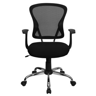 Swivel Office Chairs You'll Love | Wayfair