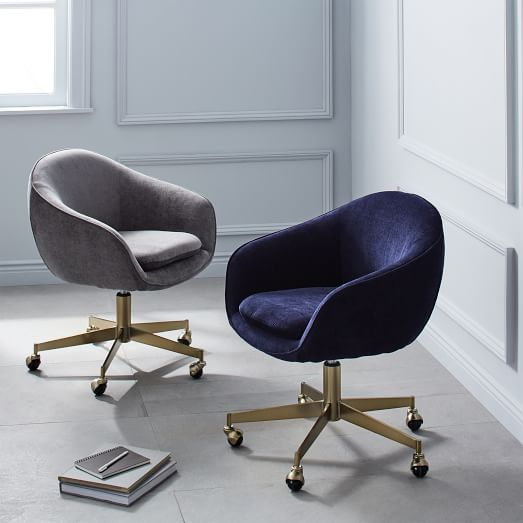 Alys Swivel Office Chair | west elm