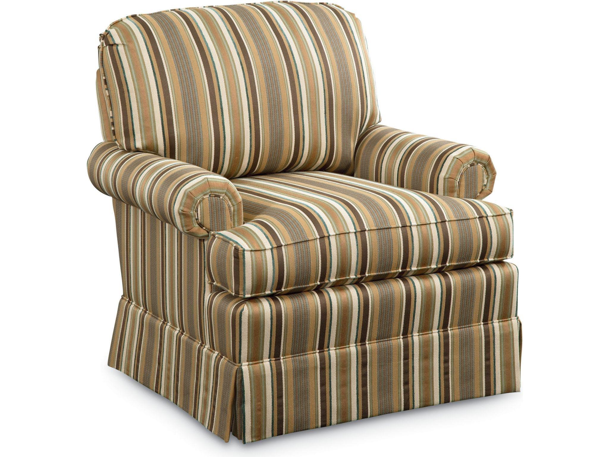 Thomasville Living Room Atlantis Swivel Rocker Chair 1052 15SR