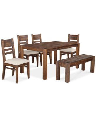 Furniture Avondale 6-Pc. Dining Room Set, Created for Macy's, (60